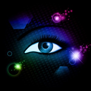 Deceptively simple, but the all seeing eye takes many shapes.