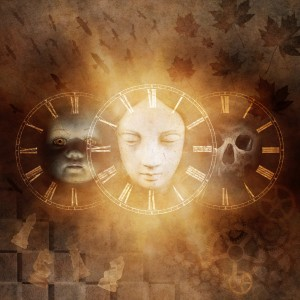 Three Faces of Time