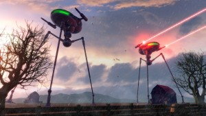 Attack Of The Tripods
