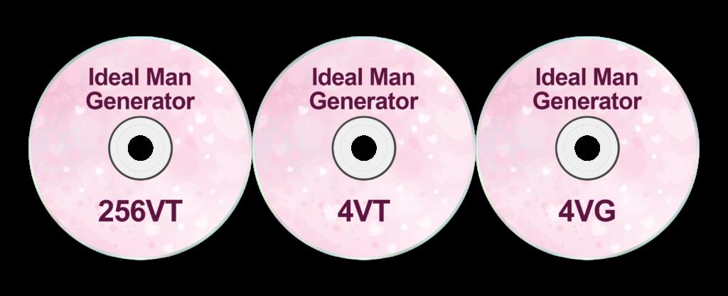 Ideal Man Generator