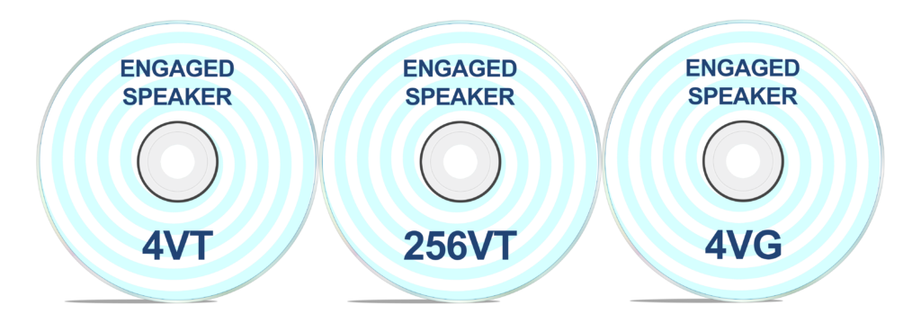 Engaged Speaker