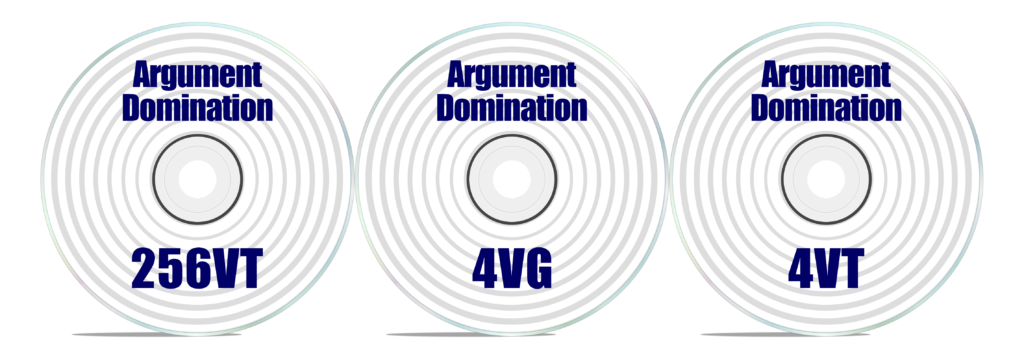 Argument Domination